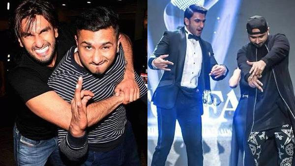ranveer singh requests honey singh to get back with a song