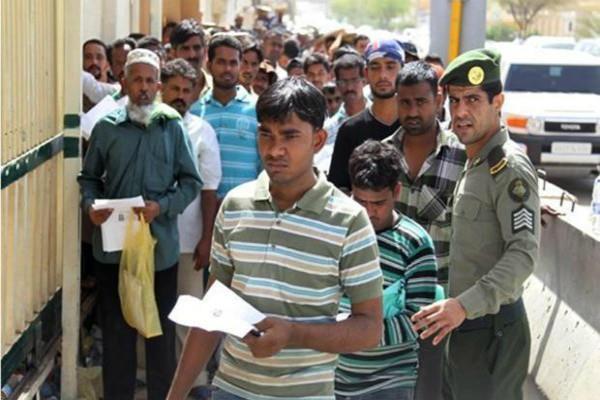 सऊदी में भारतीय कामगारों के लिए जारी हुई नई गाइडलाइन