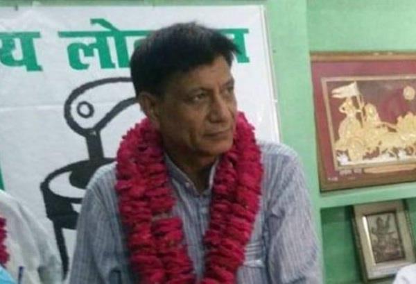 दरोगा भर्ती परीक्षा का पेपर लीक होने पर रालोद ने जताई चिंता