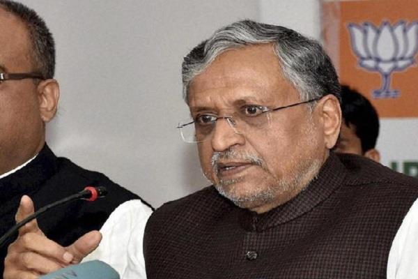 राजद ने JDU की शर्तों को ठुकराकर नीतीश को दी है चुनौती: सुशील