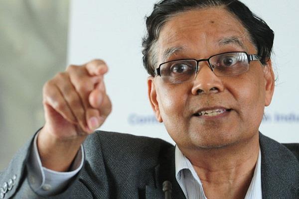 7.5% तक जा सकती है भारत की आर्थिक वृद्धि: पनगढ़िया