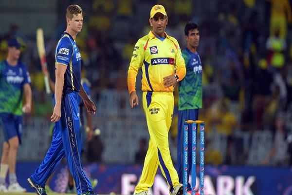 IPL में चेन्नई और राजस्थान पर लगा प्रतिबंध समाप्त, BCCI ने किया स्वागत