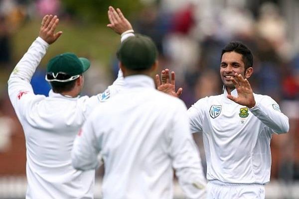 दक्षिण अफ्रीका की इंग्लैंड पर बड़ी जीत, टेस्ट सीरीज 1-1 से बराबर