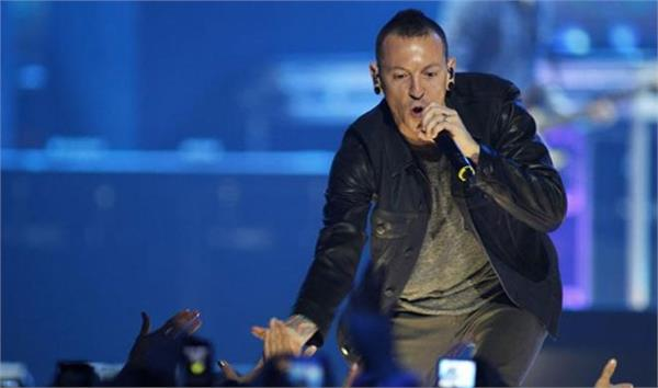 hollywood linkin park lead singer chester bennington dies aged 41