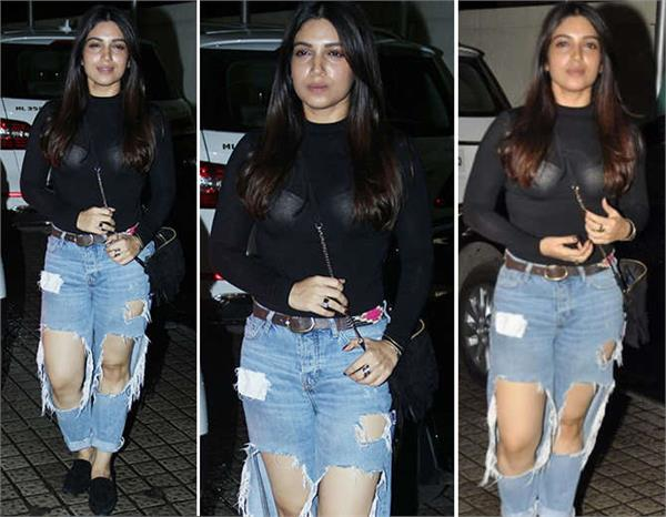 bhumi pednekar hot and bold look sub bollywood news creur