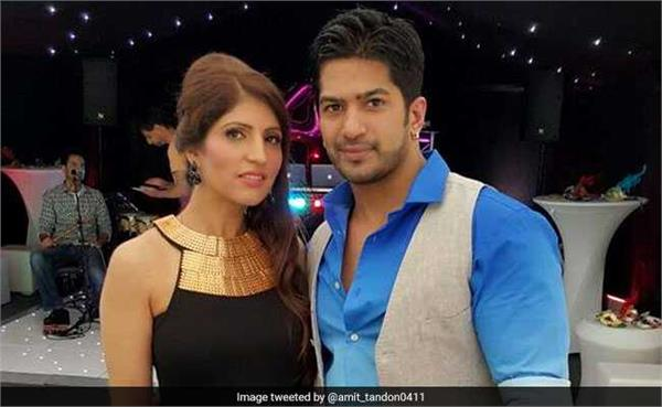 yeh hai mohabbatein actor amit tandon wife ruby is behind bars in dubai