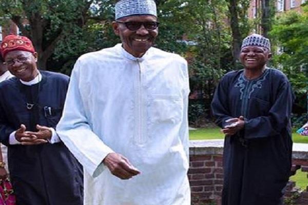 नाइजीरिया लौटने के लिए तैयार बुहारी