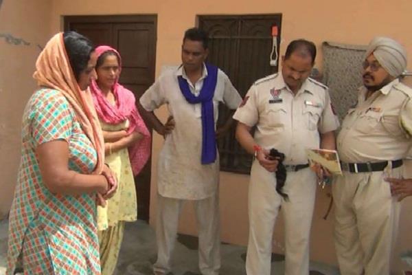 गांव मसानी में भी कटी महिला की चोटी, इलाके में दहशत