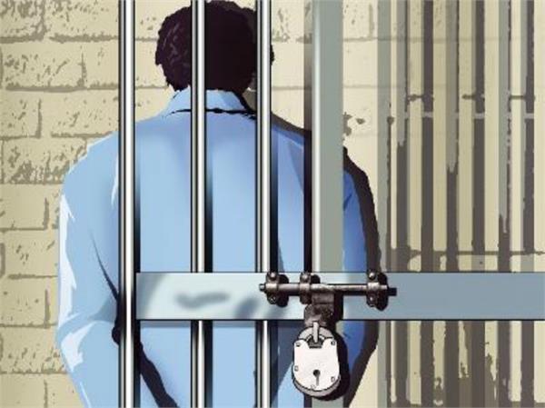 कैदी से मोबाइल फोन बरामद