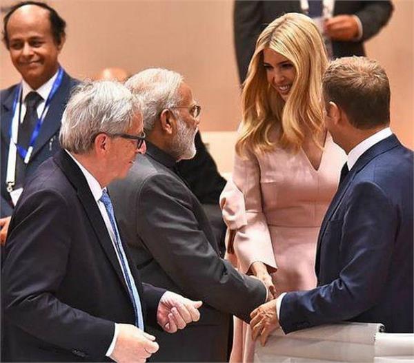 ट्रंप ने दी जानकारी- भारत आ रही है इवांका, PM मोदी ने दिया था न्यौता