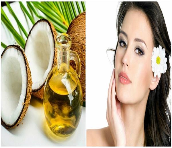 Image result for नारियल का तेल त्वचा के लिए