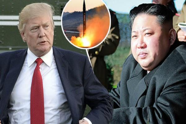 ट्रंप की उत्तर कोरिया को चेतावनी- ऐसा अंजाम करेंगे जो उसने कभी सोचा भी नहीं होगा