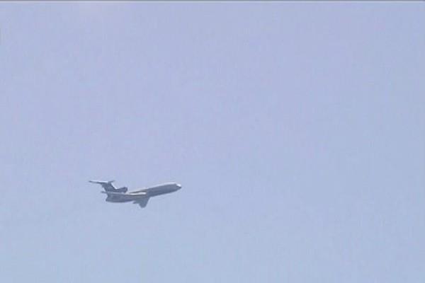 रूसी विमान से वाशिंगटन में मची अफरा-तफरी