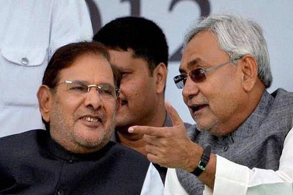 शरद यादव का CM नीतीश पर बड़ा हमला