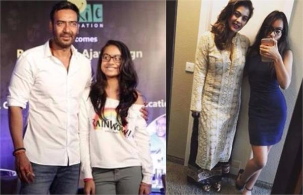 ajay and kajol daughter nyasa wants to be a chef