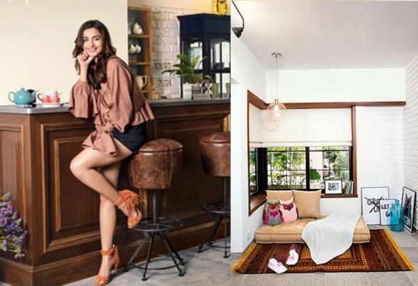 क्या आप देखना चाहेंगे आलिया का Dream Home? कुछ ऐसा है घर का इंटीरियर