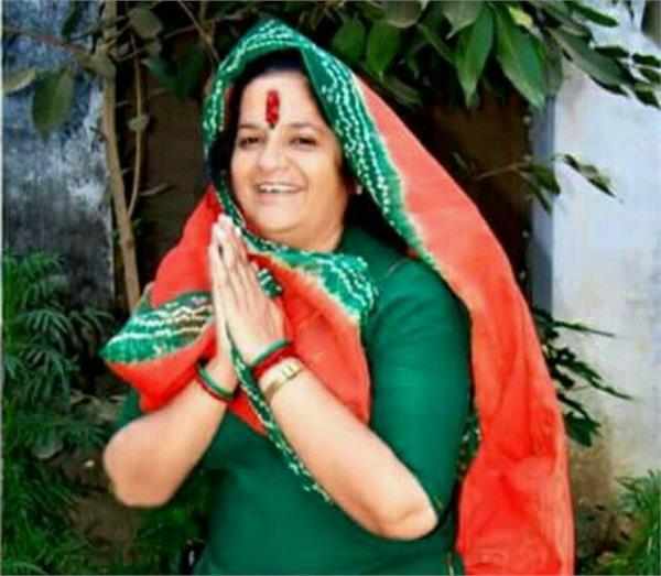 स्वाइन फ्लू से भाजपा विधायिका कीर्ति कुमारी का निधन