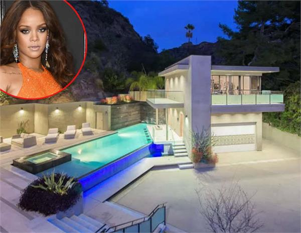 actress rihanna bought a bungalow for 43 crores