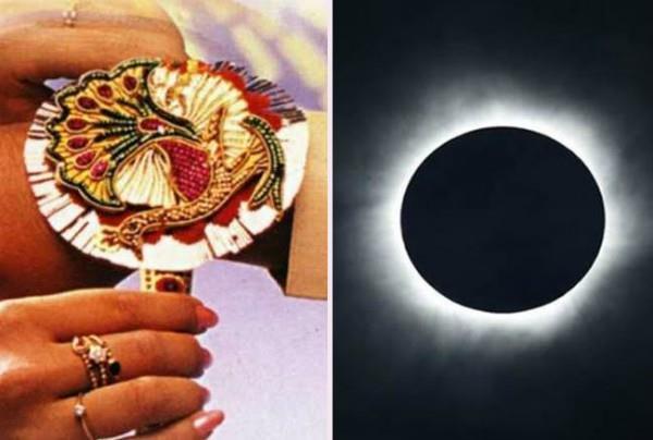 रक्षाबंधन के शुभ मुहूर्त के साथ जानें, चंद्र ग्रहण का समय