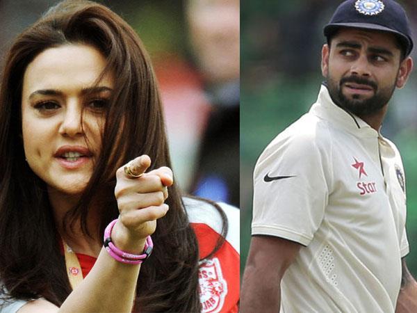 कोहली ने प्रीटी जिंटा की टीम के इस खिलाड़ी को नहीं दिया टेस्ट मैच में मौका