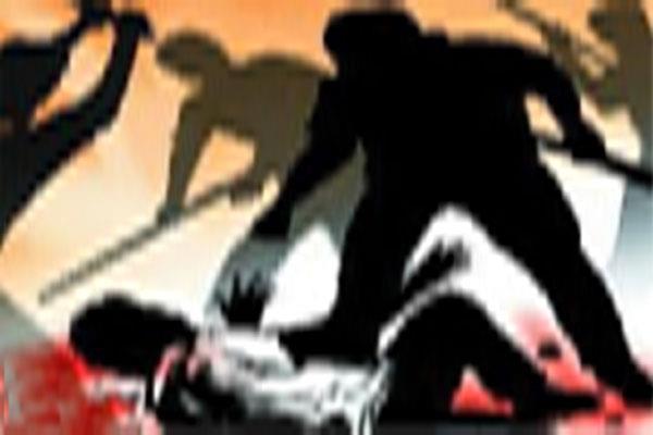 दामाद ने साथियों सहित ससुरालियों पर किया जानलेवा हमला