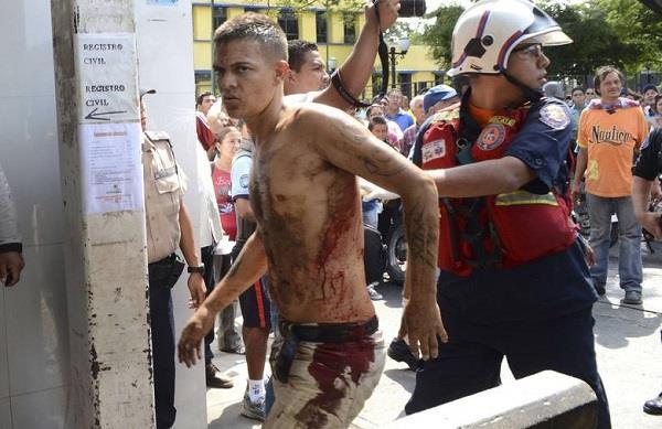 मैक्सिको जेल में खूनी खेल, 9 कैदी मरे