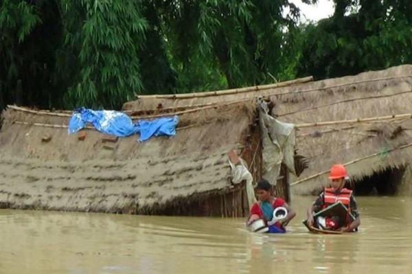नेपाल में बाढ़ और भूस्खलन, 36 की मौत