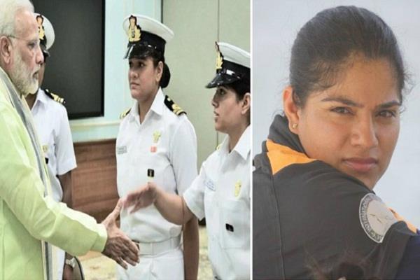 सागर परिक्रमा पर निकलेगी हिमाचल की यह बेटी, PM ने भी बढ़ाया हौसला