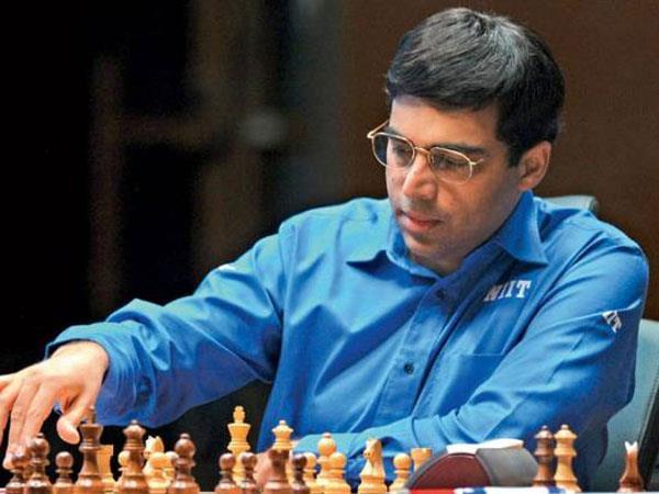आनंद ने सिंकफील्ड शतरंज में आरोनियन से खेला ड्रा