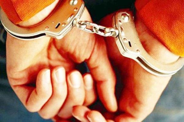50 पेटियां अवैध शराब सहित एक गिरफ्तार
