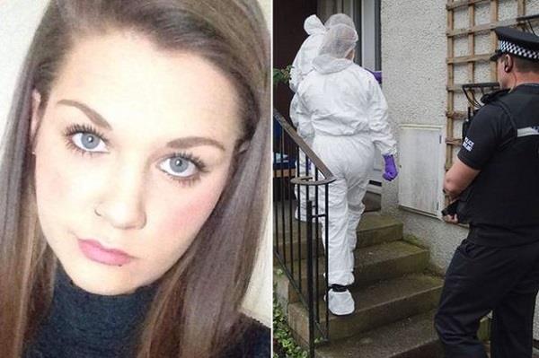 खूबसूरत विदेशी युवती की हत्या ! फेसबुक पर छाया मातम