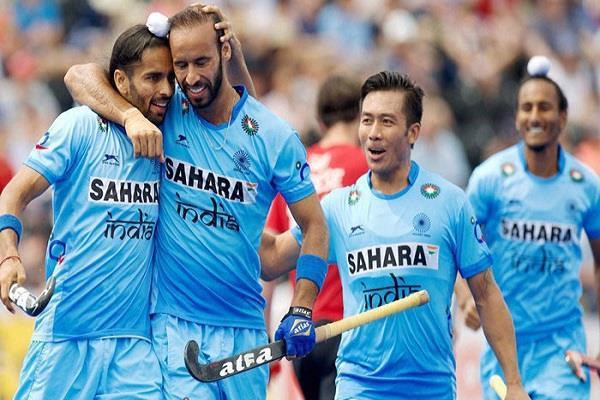 हाॅकी इंडिया ने अभ्यास शिविर के लिए 35 संभावित खिलाडिय़ों का ऐलान किया