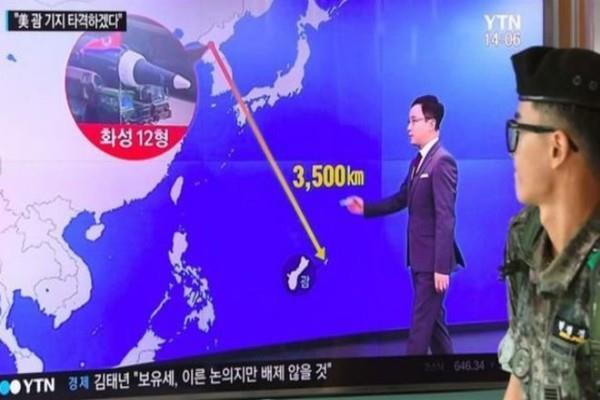 उत्तर कोरिया ने की घोषणा, इस समय और एेसे करेगा अमरीका पर हमला!