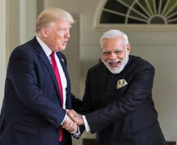 """""""अमरीका की विदेश नीति में भारत बड़ी प्राथमिकता"""""""
