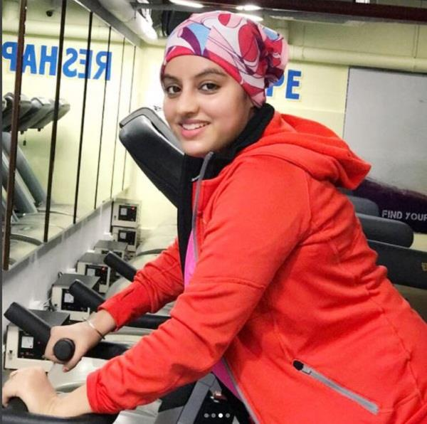 deepika singh hits the gym post delivery
