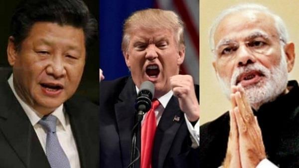 भारत-चीन विवाद में अमरीका दांव पर !