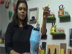 PM मोदी को आदर्श मानने वाली ये बेटी कबाड़ के सामान से कमा रही है लाखों