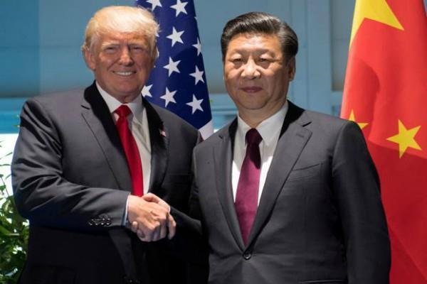 उत्तर कोरिया को लेकर ट्रंप और शी एकमत