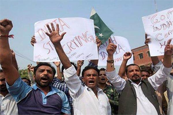 पीओके में पाकिस्तान की मनमानी बंद करने की मांग