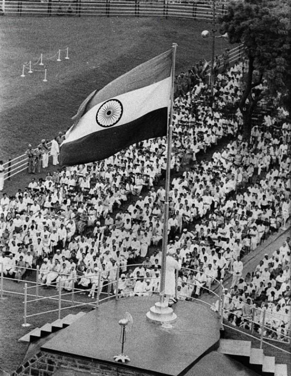 #independenceday- देखिए 1947 में आजादी के जश्न की RARE PHOTOS