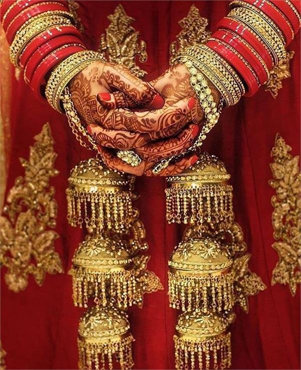 अपनी शादी के लिए यहां से चुनें खूबसूरत Bridal Kalire