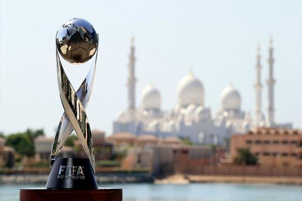 अंडर 17 विश्व कप की ट्रॉफी करेगी छह शहरों का दौरा