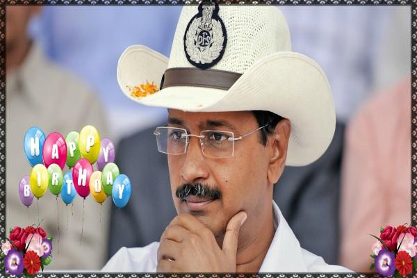 astrological prediction arvind kejriwals birthday time is very painful