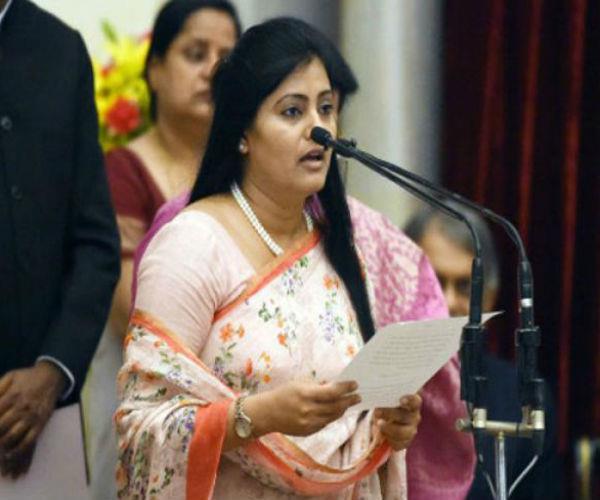 गोरखपुर की घटना से बहुत दुखी हैं PM मोदी: अनुप्रिया पटेल