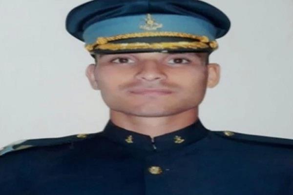 जम्मू-कश्मीर में आतंकियों से मुठभेड़ में शहीद हो गया उत्तराखंड का लाल