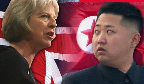 उत्तर कोरिया पर भड़के कई देश, ब्रिटेन ने भी दे दी धमकी