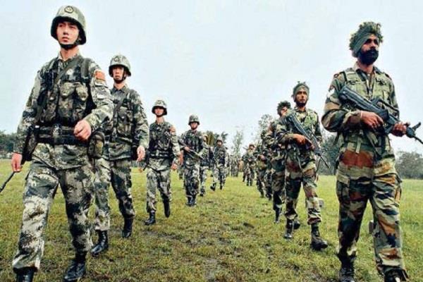 चीनी सेना ने राजनयिक सहमति की उपेक्षा कर अपनाया कड़ा रुख