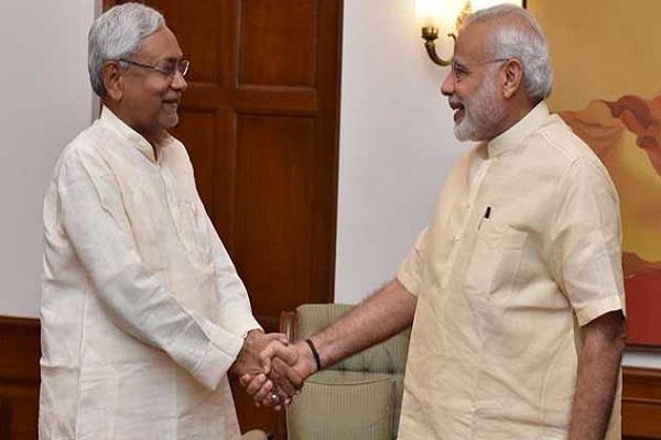 जेडीयू के एनडीए में शामिल होने पर नीतीश होंगे संयोजन और केंद्र में शामिल होंगे दो मंत्री !