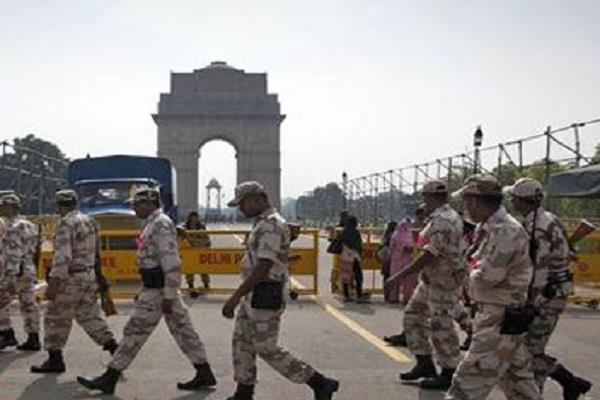 राजधानी में सुरक्षा के पुख्ता इंतजाम, 600 सीसीटीवी कैमरों से चप्पे-चप्पे पर नजर
