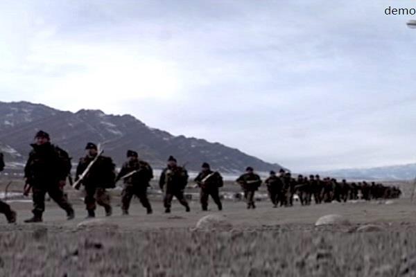 डोकलाम में अब भी 53 भारतीय सैनिक मौजूद: चीन